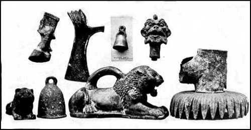 Bronze Objects