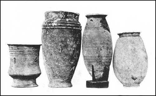 Pottery, from Nineveh
