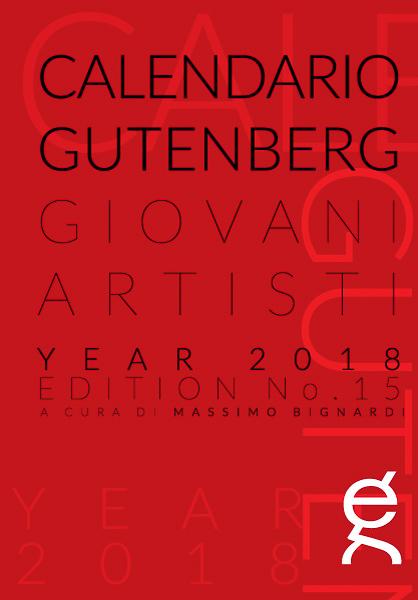 catalogo 2018 dedicato ai giovani artisti