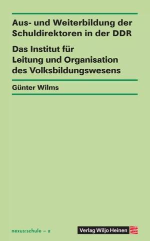 Cover: »Das Institut für Aus- und Weiterbildung …«