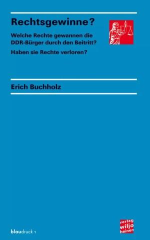 Cover: »Rechtsgewinne?«