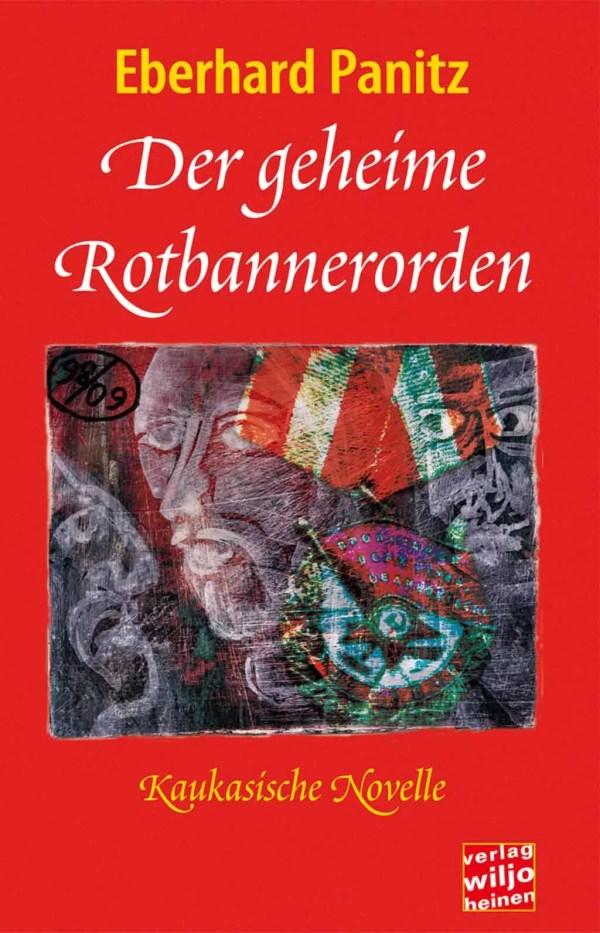 Cover: »Der geheime Rotbannerorden«