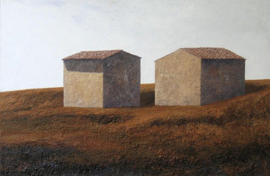 PRES DE MONT-VENTOUX, 2005, 54x81