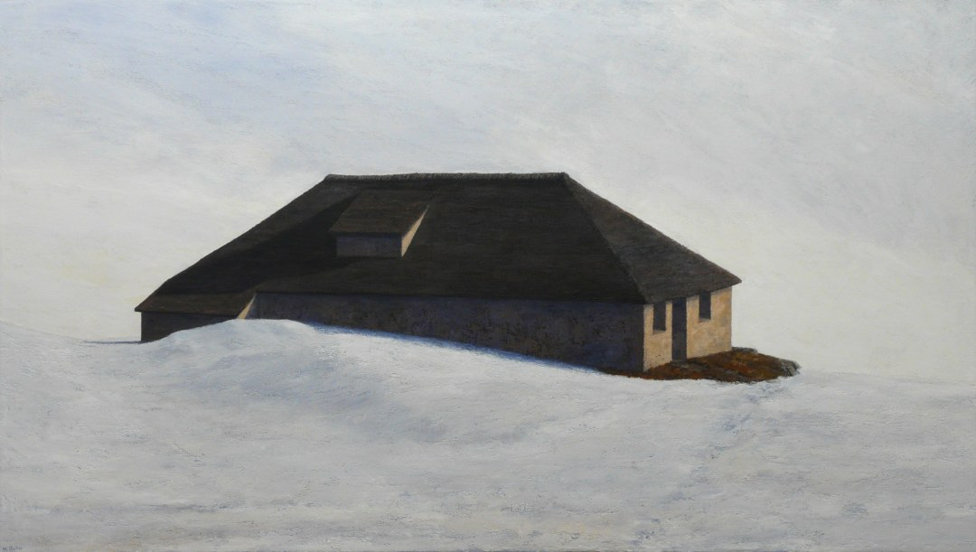 COL DE JAMAN, 2009, 80x140