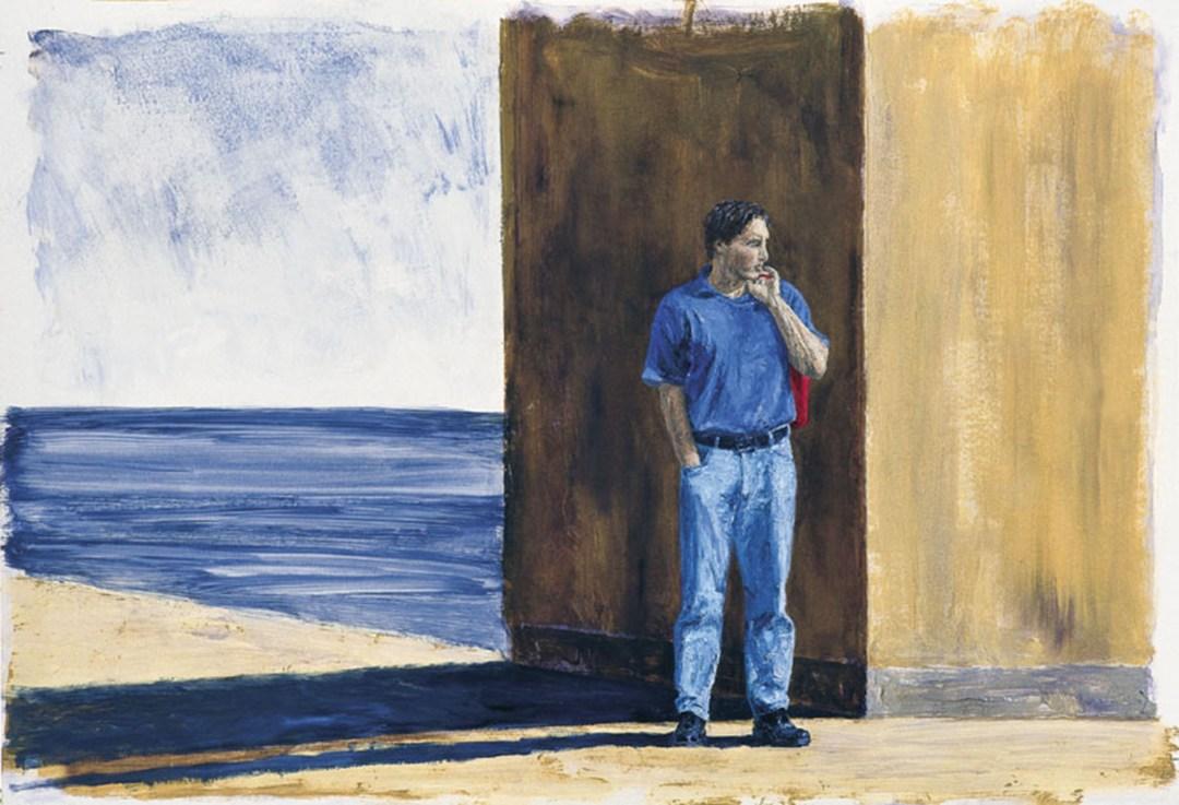 ETUDE, 1997, 48x68