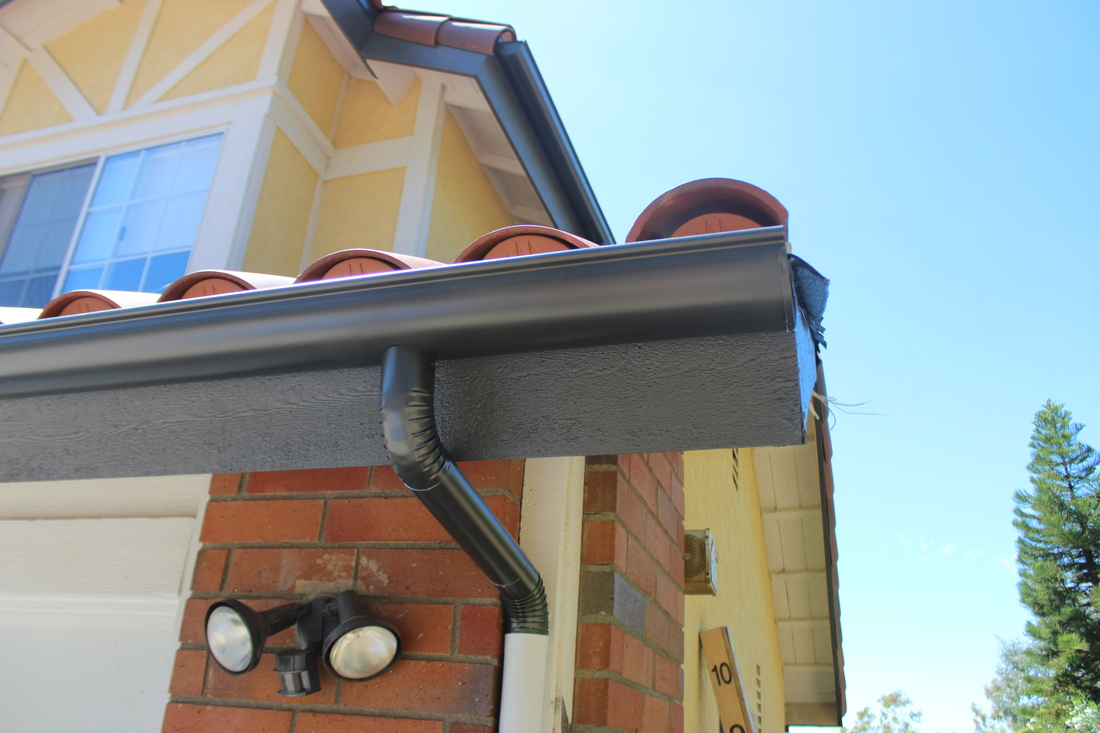 a plus gutter systems 323 405 4555 seamless rain gutters los angeles and orange county metal siding metal cladding