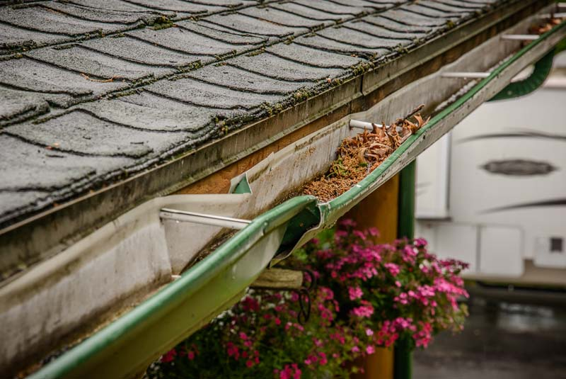 Time For New Gutters?