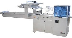 GM 100F - gezer çene sistemli yatay paketleme makinası