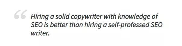 内容外包 |如何去筛选一个好的内容写手?
