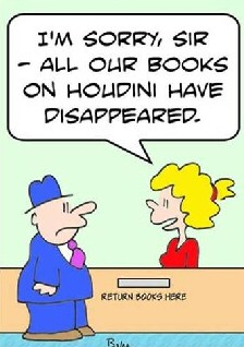 Books on Houdini