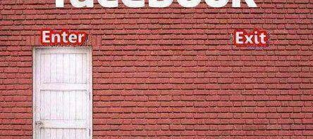 Facebook Exit