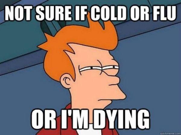 Sick Again
