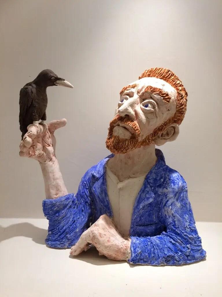 Vincent et l'oiseau