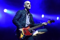 Alan Parsons Live Project - The Greatest Hits 2015 am 04.09.2015 am Deutschen Eck in Koblenz Guy Erez Foto: Revierfoto