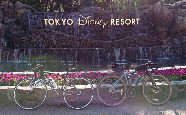 Kuroko and Myrina at Tokyo Disney Resort