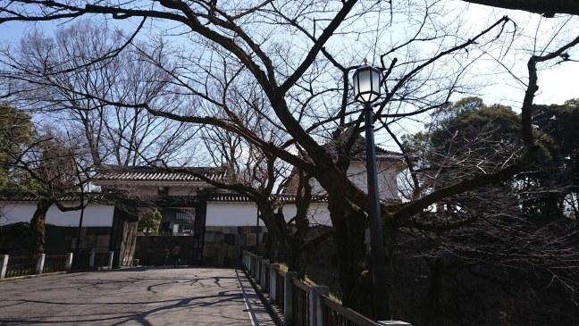 Tayasumon gate at Budokan