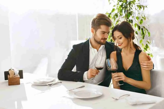 Should You Take a Woman Out to Dinner?
