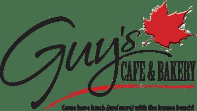 Guy's Café & Bakery Logo