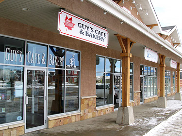 Guy's Café and Bakery