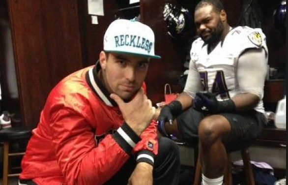 Joe Flacco Balls So Hard
