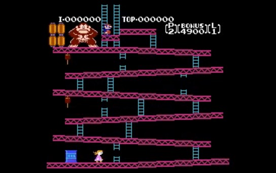 Father hacks Donkey Kong so his daughter can play as a girl