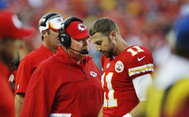 Are the Chiefs this year's dark horse?
