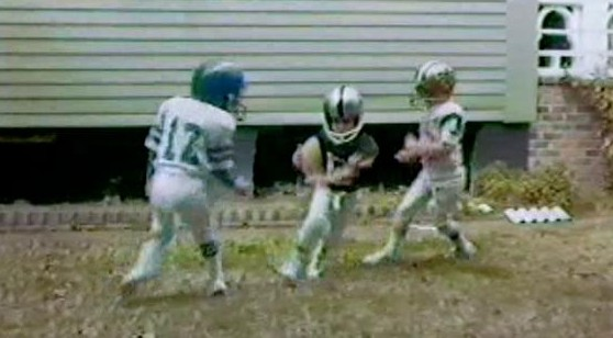 Manning Brothers show off childhood videos in new documentary