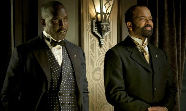 Boardwalk Empire, Sean Saves the World and Hostages [Lazlo's Clicker]