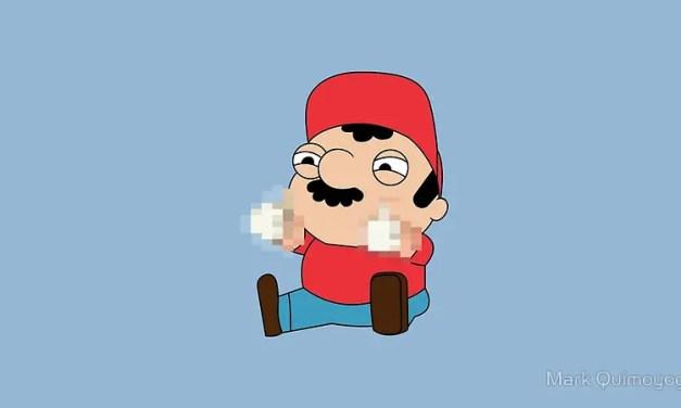 Why Mario is secretly a douchebag