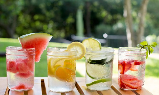 Fruit Water Recipes and Tips