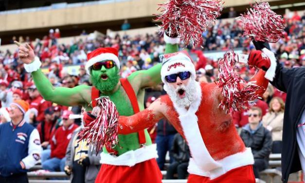 This CFB Weekend is a Good Time for Christmas Shopping