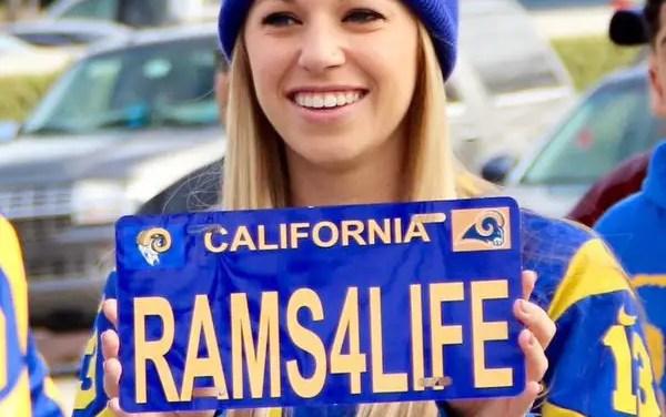 This Rams fan in LA feels bittersweet about team's move