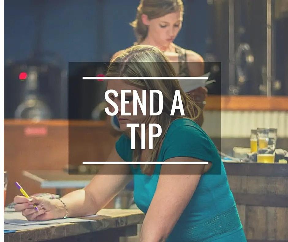 Send a Tip