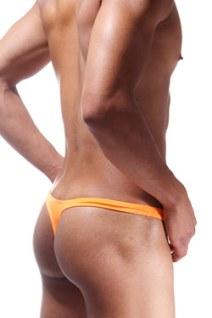 Cover Male String orange