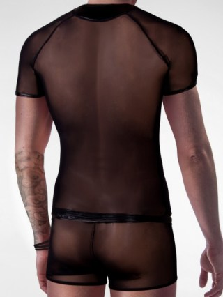 EXTC 271 Shirt sleek back