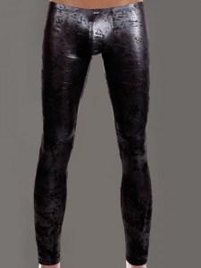 Wetlook Leggings von Body Art