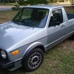 Gti Mk1 Pickup 1981 Volkswagen Rabbit Caddy 5 900 Guyswithrides Com