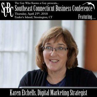 Karen Etchells, Digital Marketing Strategist