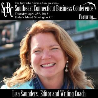 Lisa Saunders Editor and Writing Coach