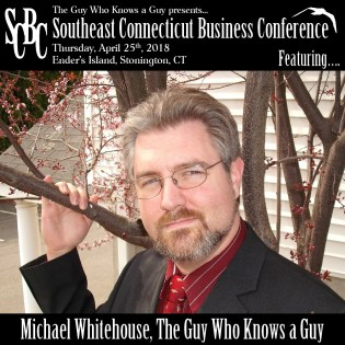 Michael Whitehouse, the Guy Who Knows A Guy