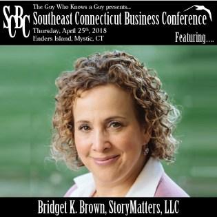 Bridget K, Brown, Owner StoryMatters, LLC