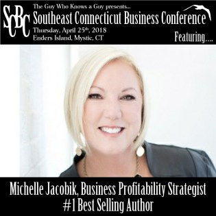 Speaker, Author, Expert Michelle Jacobik