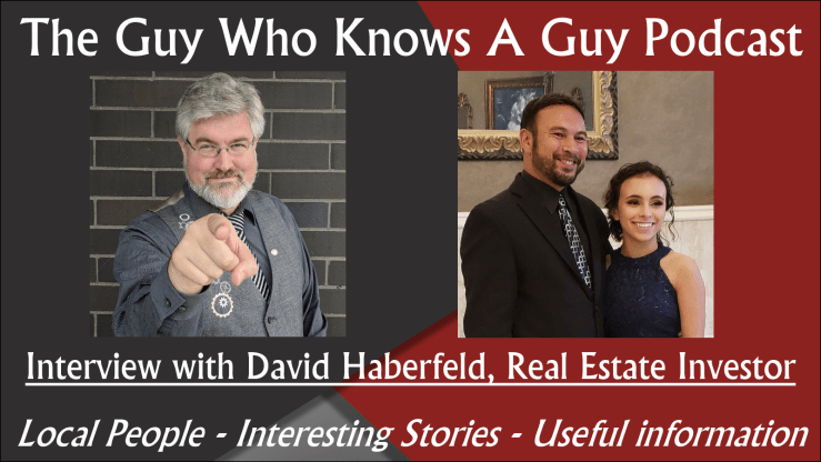 The Guy Who Knows A Guy Podcast, David Haberfeld