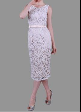 Miss Anne 214568 lace Cocktail dress WAS $159 NOW $99