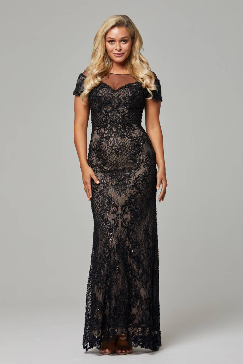 Tania Olsen TC228 black Formal Dress / Ball gown / Mother of the Bride