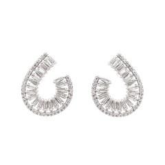 Chrysalini  BAE0354  Stud Earrings $37