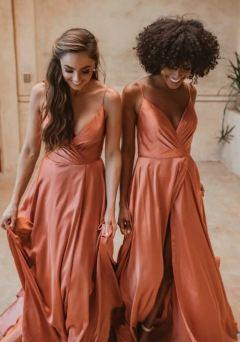 Tania Olsen TO875 Suva long formal or bridesmaid dress $335