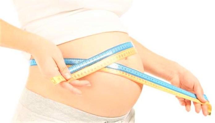 hamilelik karın büyüklüğü