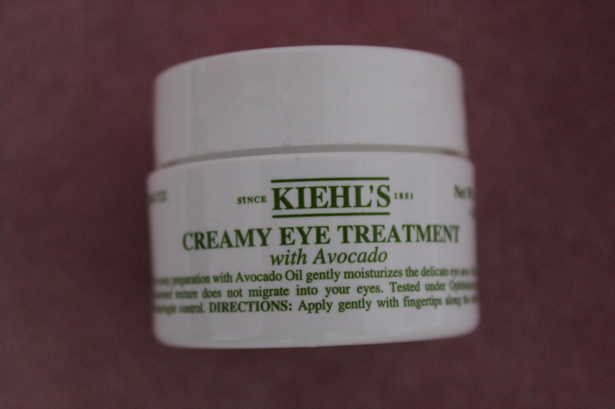 Kiehl's Avokadolu Göz Kremi (Kiehl's Creamy Eye Treatment With Avocado )