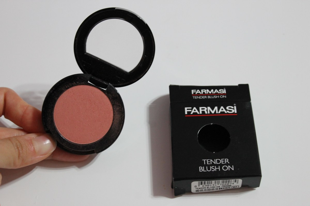 Farmasi Tender Blush On Allık